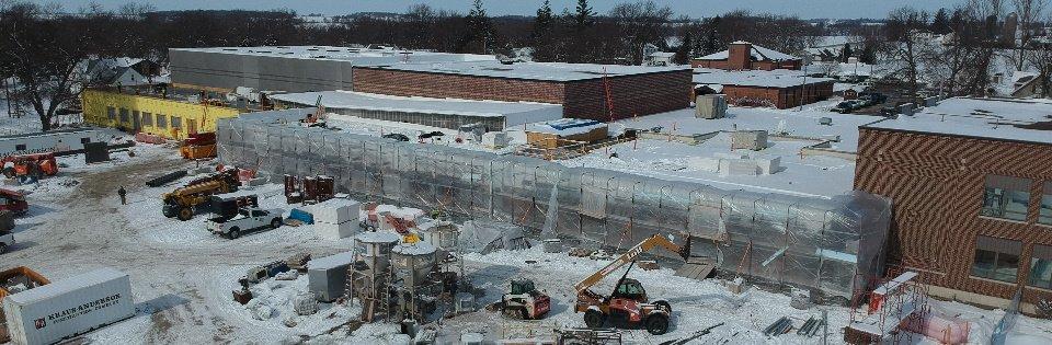 2020 Construction Updates
