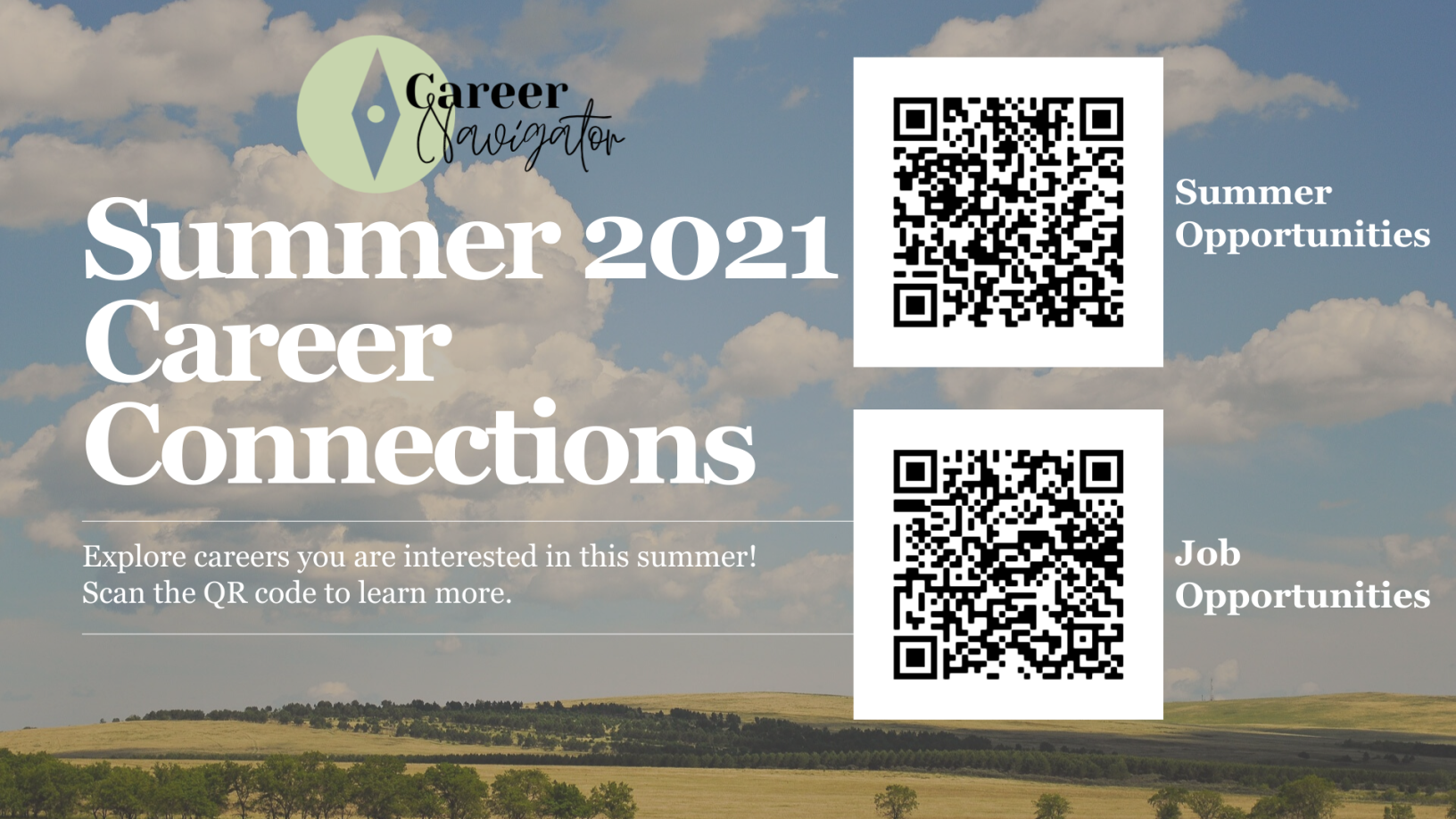 Summer 2021 Career Connections
